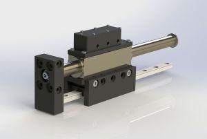 Das QuickLab-Linearmotormodul QM02 von Jung entfaltet Kräfte bis 27N.