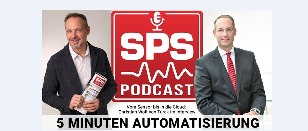 Neuer Industrie-Podcast