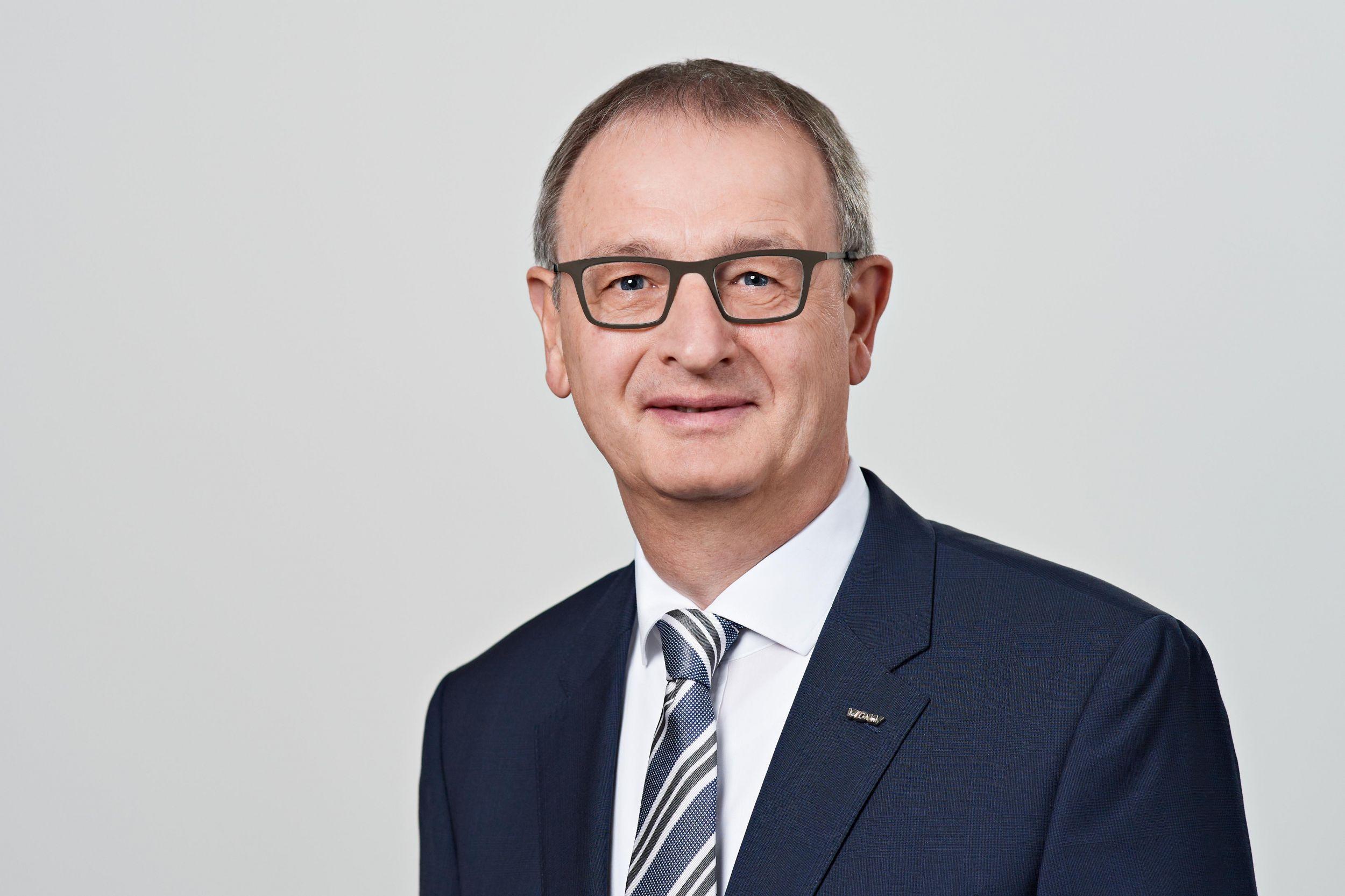 Dr. Wilfried Schäfer, VDW