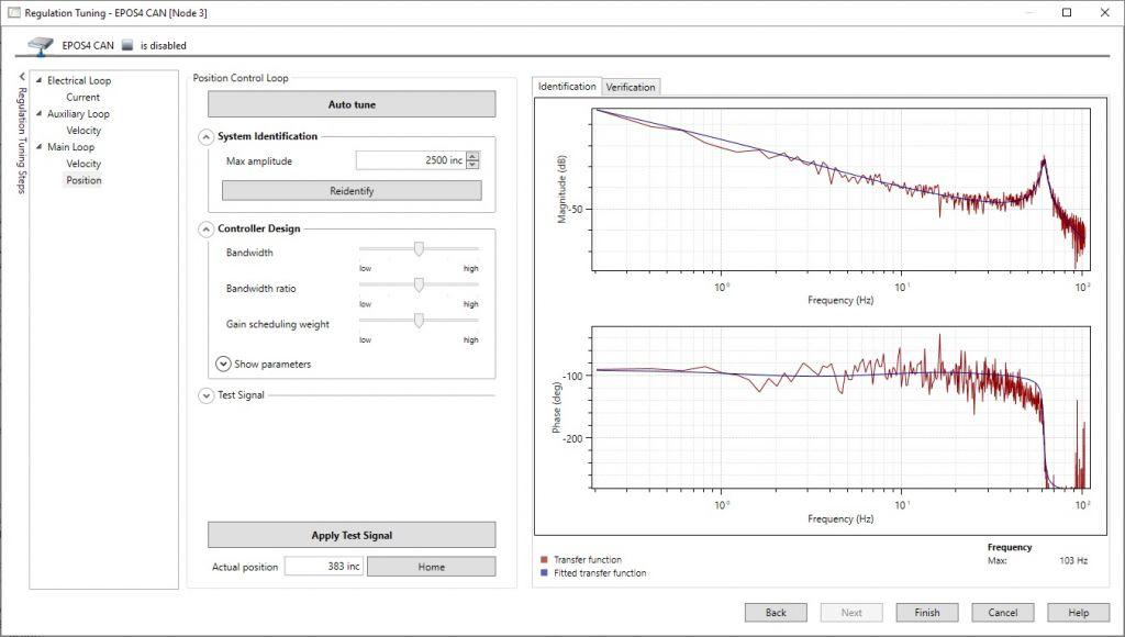 Epos Studio: Dual-Loop Regulation Tuning