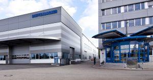 Dieffenbacher-Hauptsitz in Eppingen