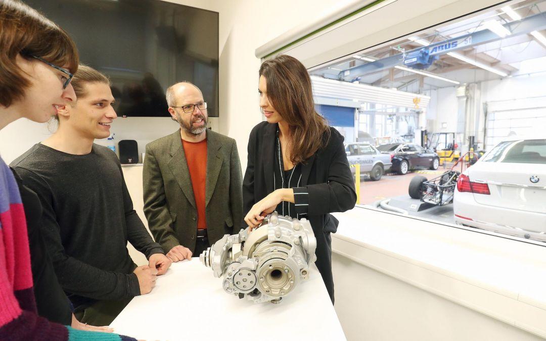 Hochschule Landshut: Neues Studienangebot für Maschinenbauer