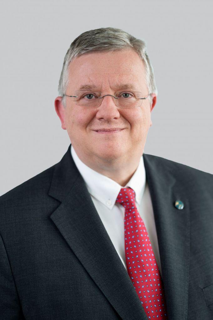 Thilo Brodtmann, Hauptgeschäftsführer VDMA, aufgenommen am Donnerstag (25.06.2020) in Frankfurt am Main. Foto: Salome Roessler/lensandlight