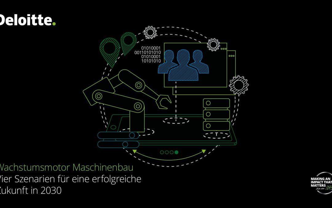 Zukunft des Maschinenbaus