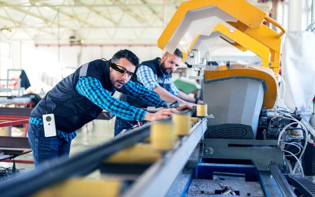 Wearables im industriellen Einsatz
