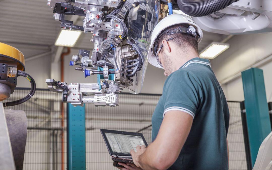 Rekordausgaben für Forschung im Maschinen- und Anlagenbau