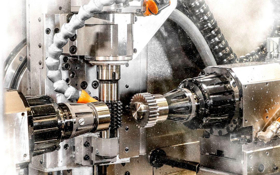 Vielseitige CNC-Verzahnungsmaschine