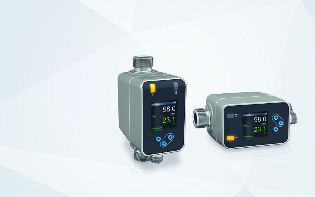 Kompaktes Durchflussmessgerät