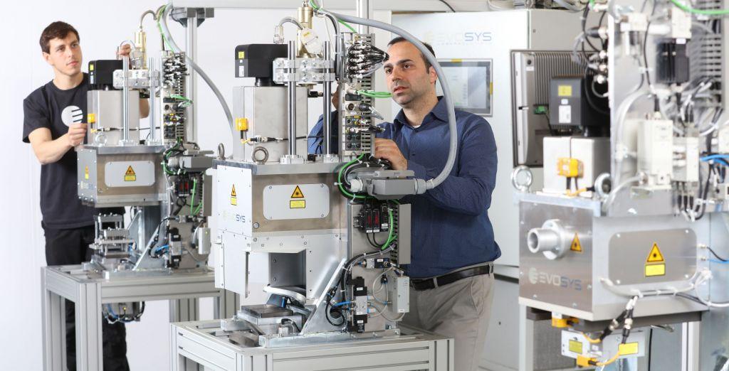 Das Evo-0800-Prozessmodul zur Integration in Montagelinien