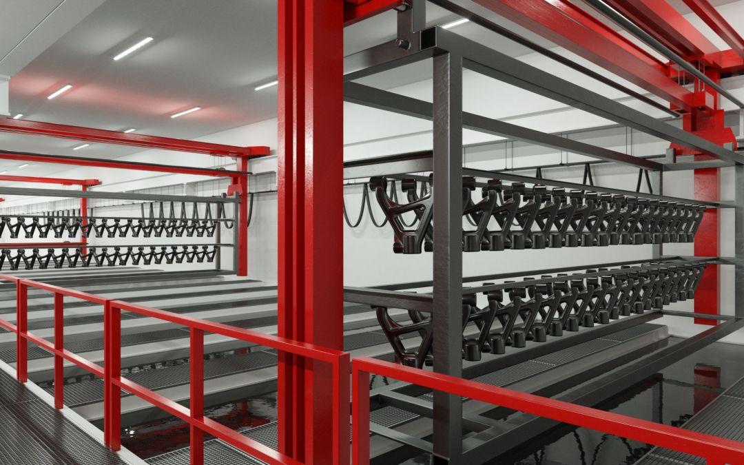 Modulares Sensorsystem vermeidet Anlagenstillstände