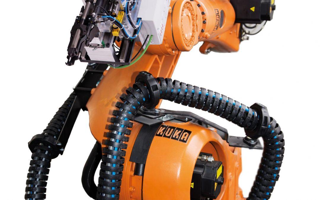 Robotergestütztes Schraubsystem