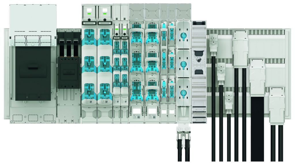Der neue Basissystem-Adapter schlägt die Brücke zwischen der Systemwelt Crossboard und der Systemwelt 185Power.