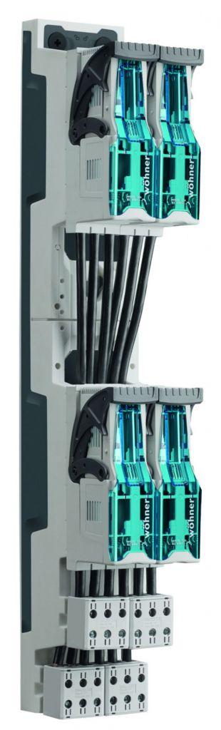Mit Hilfe des Basissystem-Adapters wird eine ursprünglich für den Energieverteilungsbereich gedachte Systemtechnik wie die von 185Power auch für den Maschinenbau interessant.