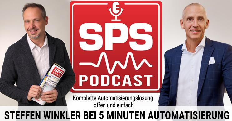 Steffen Winkler bei 5 Minuten Automatisierung