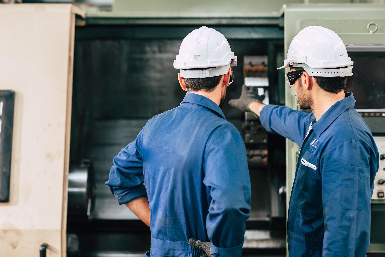 Digitaler Wartungsassistent für Instandhaltungsaufgaben in der Produktion