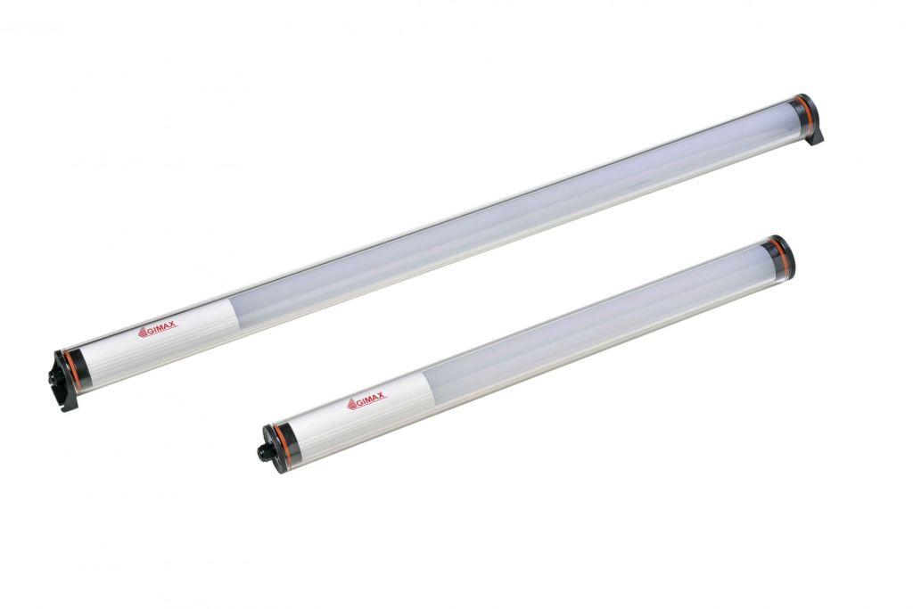 Die LED-Maschinenleuchten GOGAlight BL von Gogatec eignen sich besonders in rauen Industrieumgebungen.