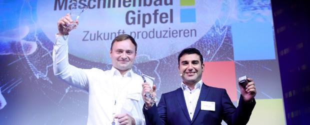 Startup-Award Maschinenbau-Gipfel 2021 gesucht