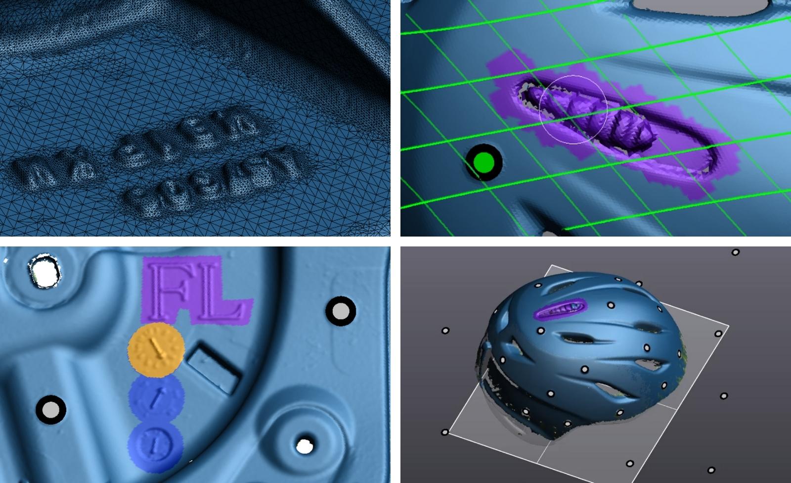 3D-Softwareplattform für bessere Scan-Ergebnisse