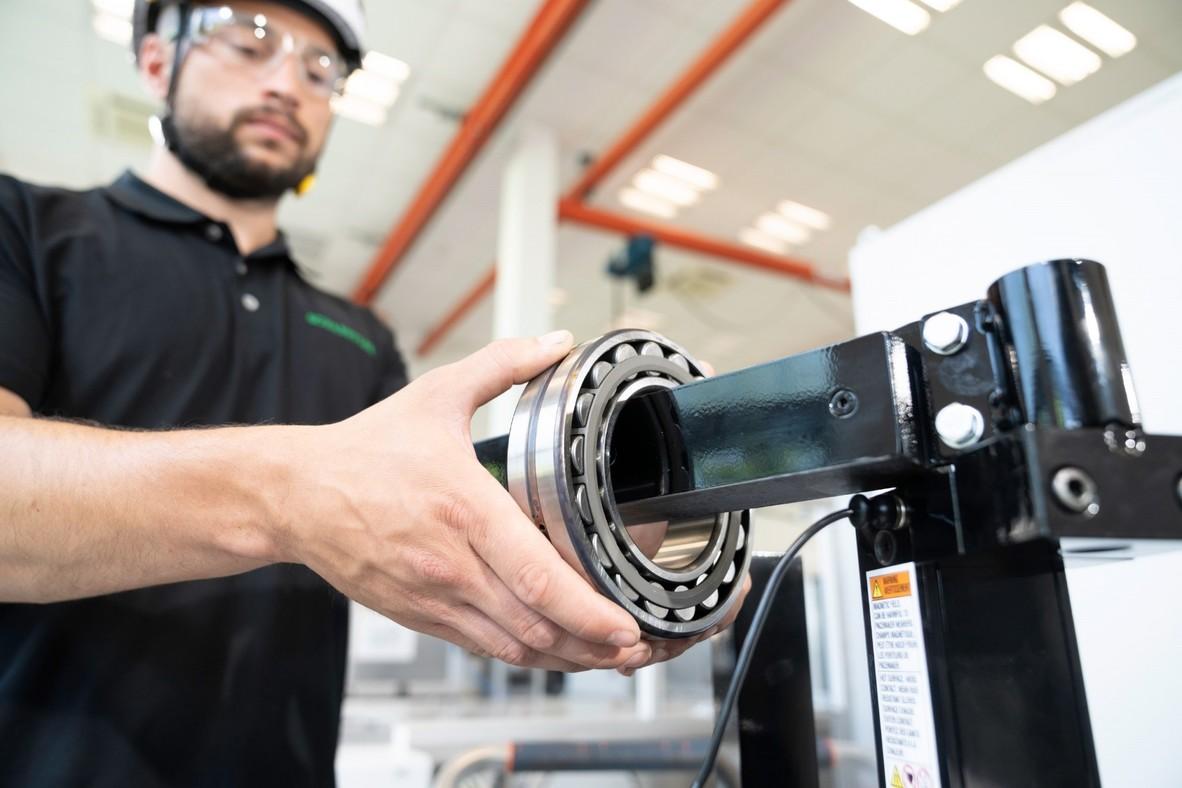 Schaeffler stärkt sein Servicegeschäft der Sparte Industrial