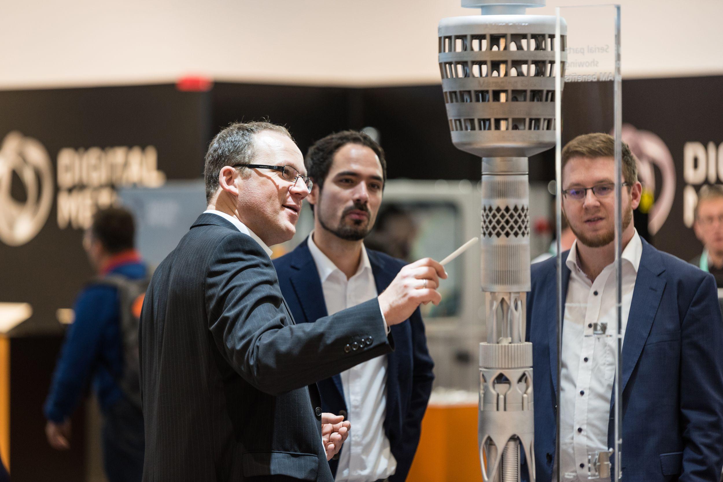 Formnext 2021 in Frankfurt