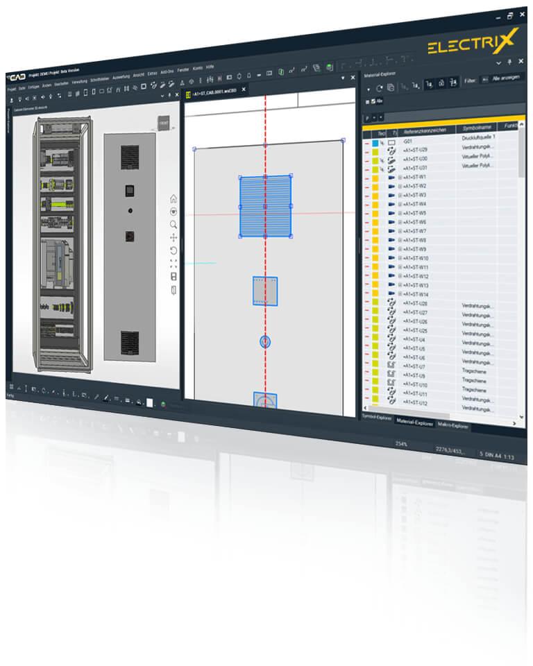 Die Makrobibliothek wurde ausgebaut. Über 300 überarbeitete und neue Makros für die Kältetechnik stehen für die Gebäudeautomation bereit.