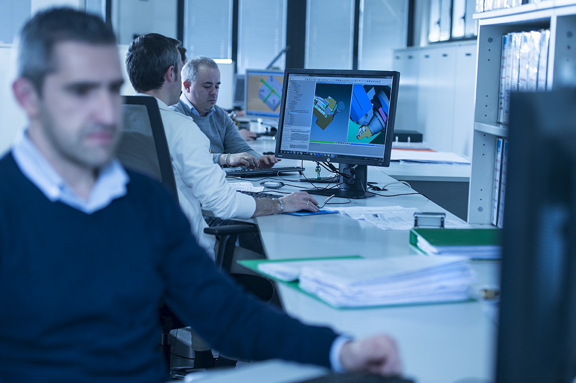 Simulationssoftware sichert Highlevel-Bearbeitung