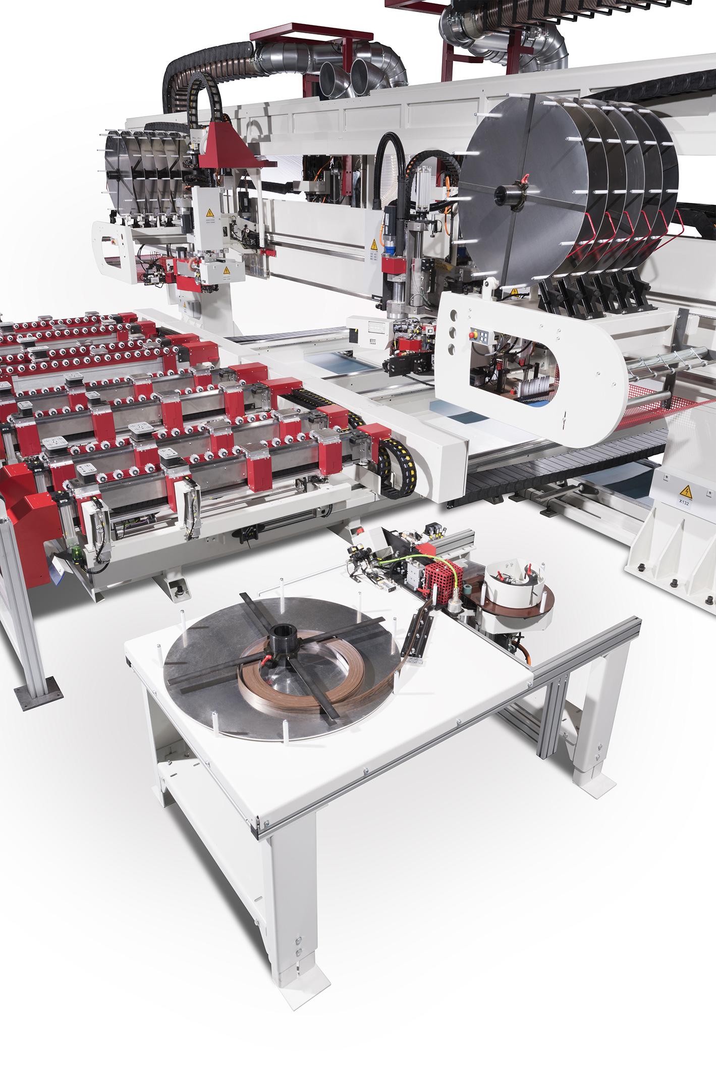 CNC-Bearbeitungsportal optimiert