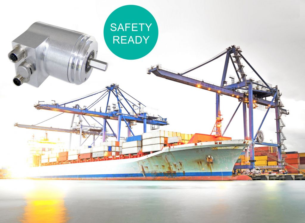 Safety Ready – Divers-redundanter TCR Encoder/ Composing mit Anwendung