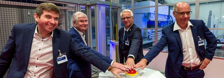 Weber Maschinenbau investiert in neue Fertigungsanlage