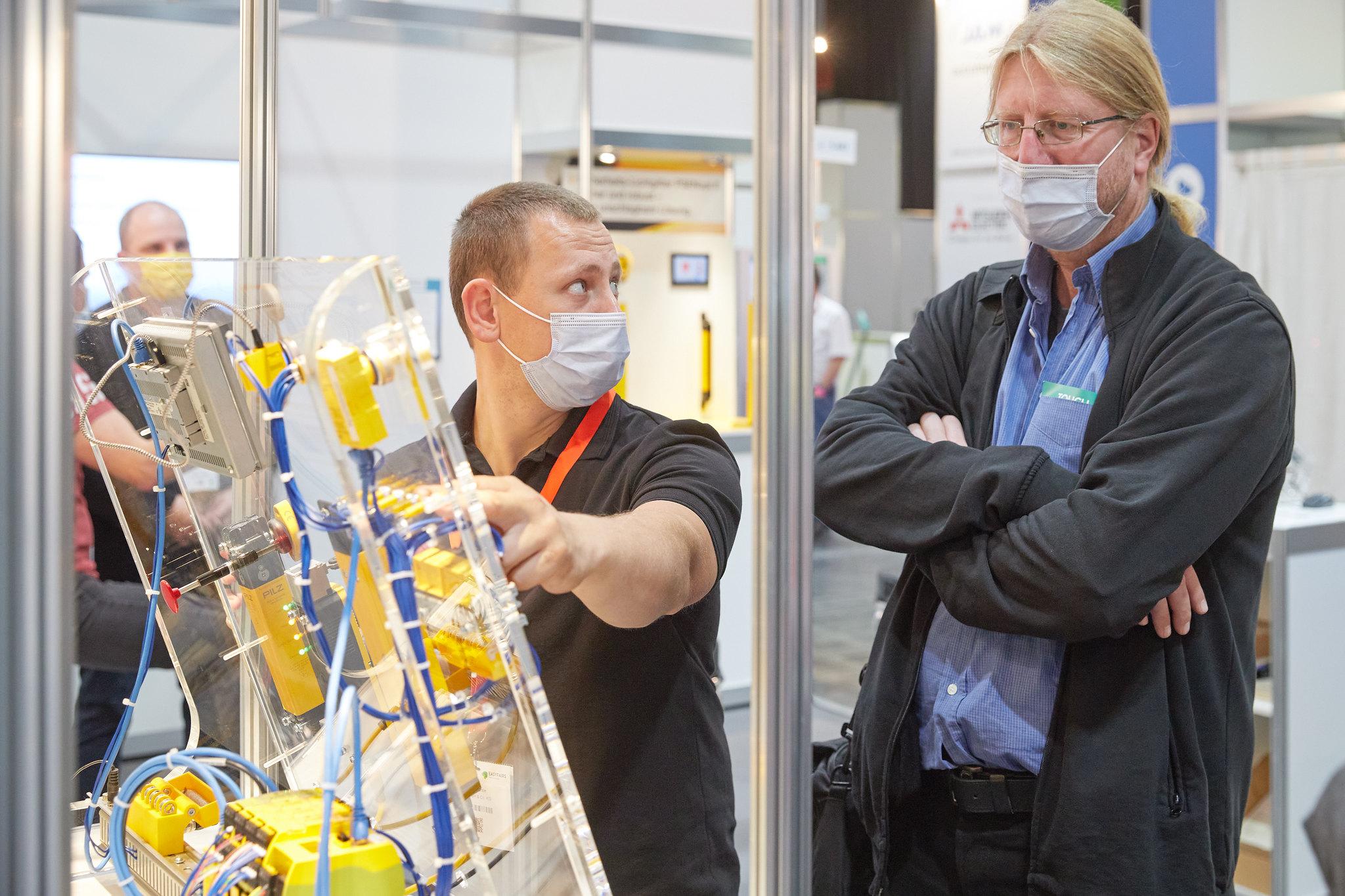 All About Automation auch in der Schweiz und Belgien
