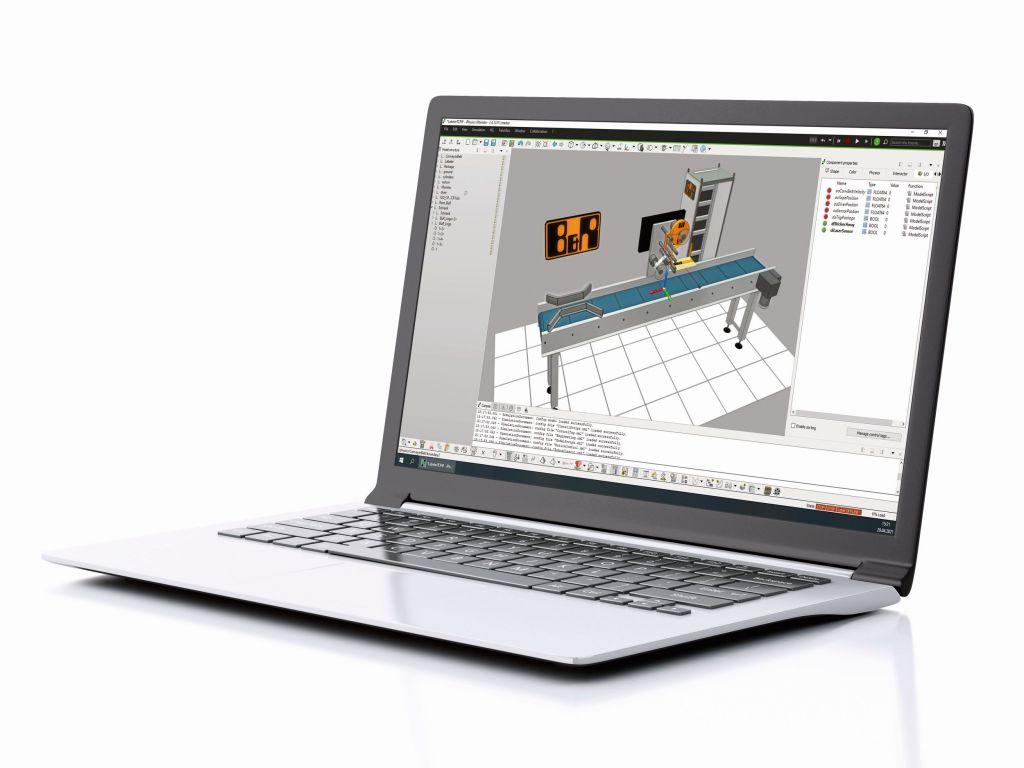 Simulationswerkzeuge wie iPhysics von Machineering decken den Bereich der Prozesssimulation ab und zeigen das dynamische Verhalten einer kompletten Maschine in 3D.