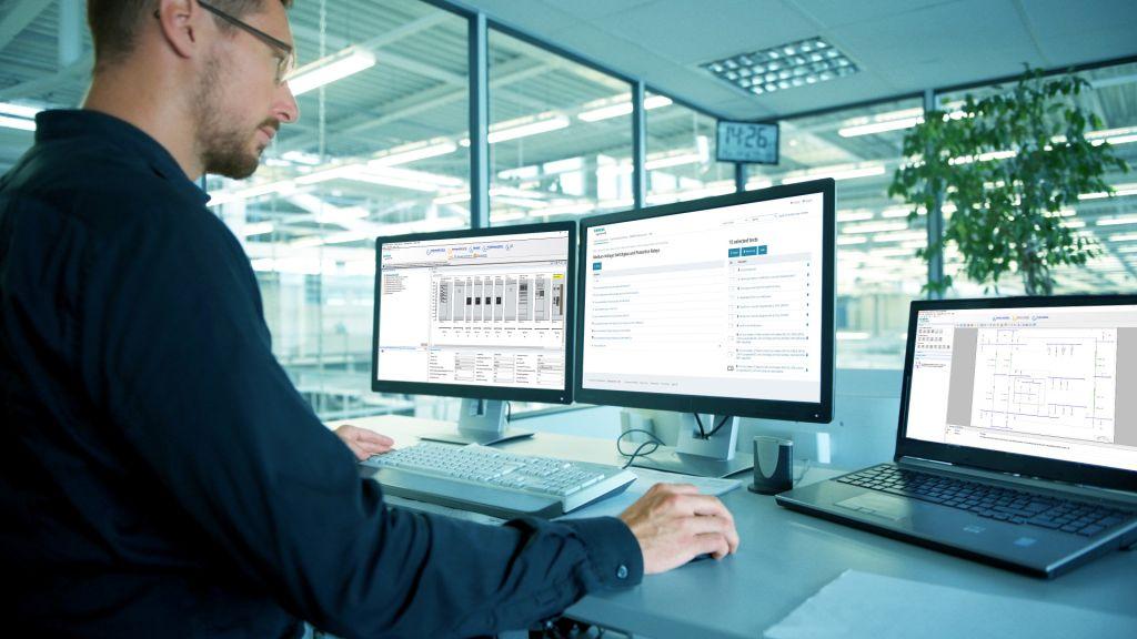 Bild 2 | Ein systematisches Condition Monitoring ermöglicht daten- und zustandsbasierte Wartungskonzepte (Predictive Maintenance) in der elektrischen Energieverteilung.